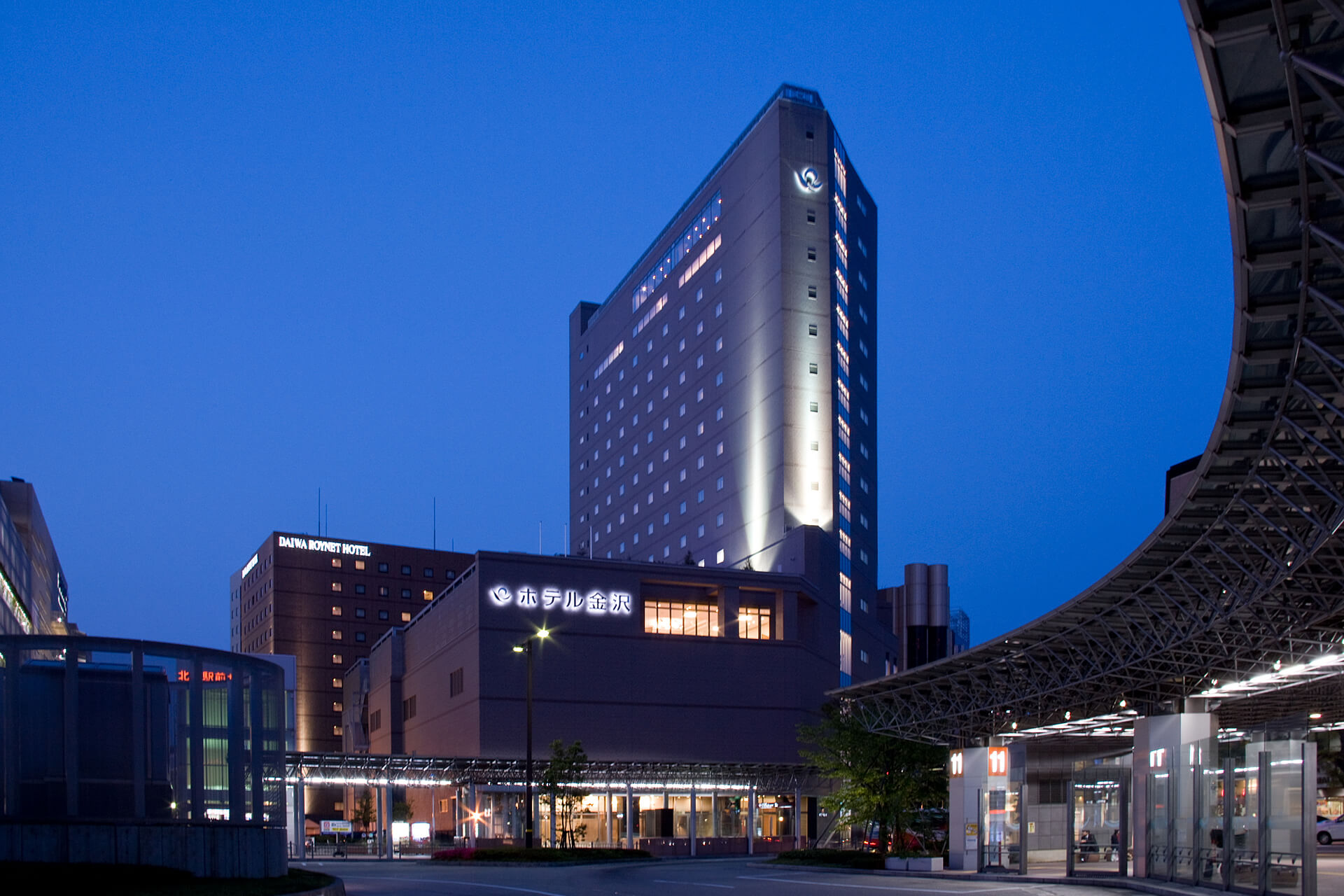 会社概要【公式】ホテル金沢|金沢のご宿泊ブライダル