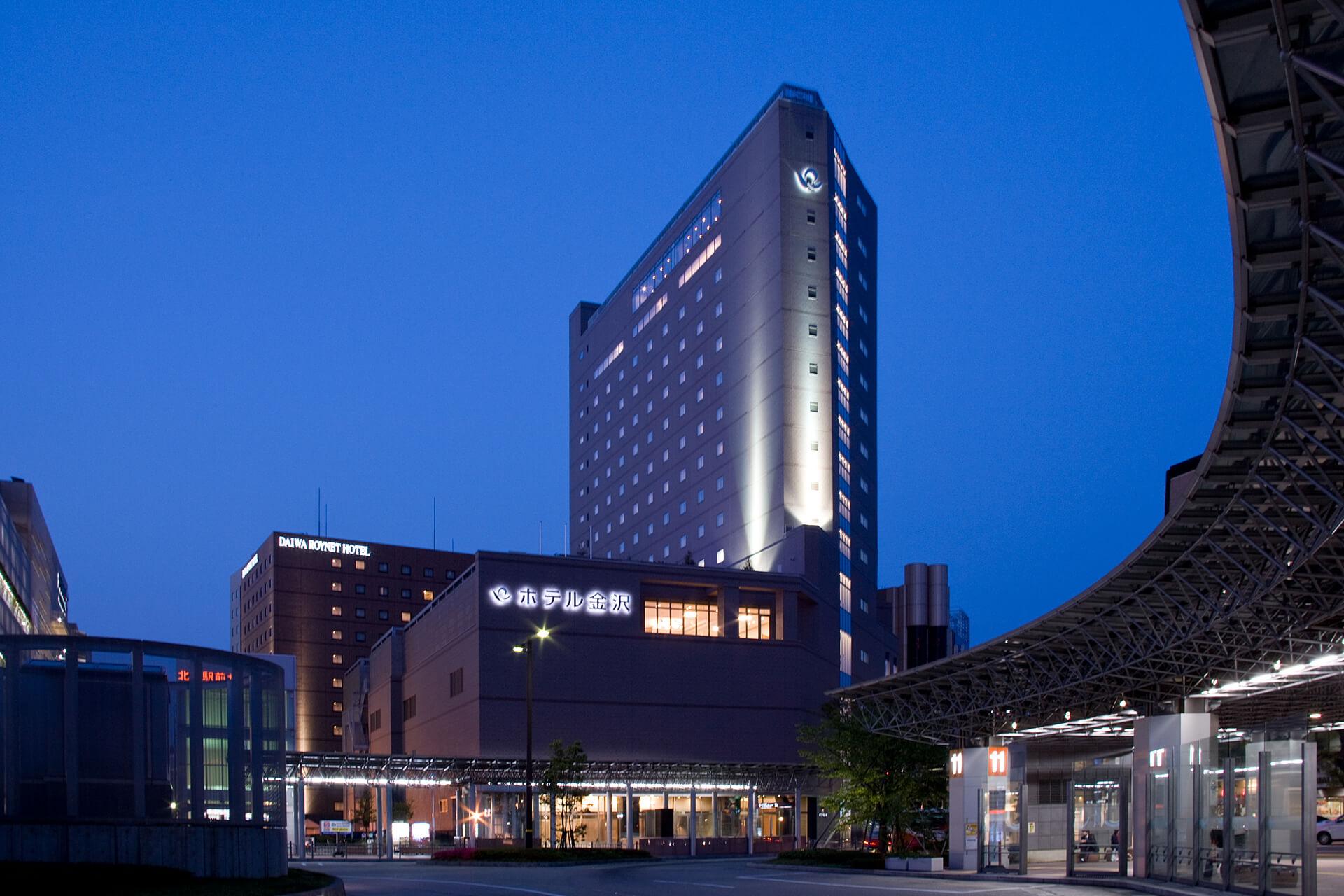 Privacy Policy HOTEL KANAZAWA