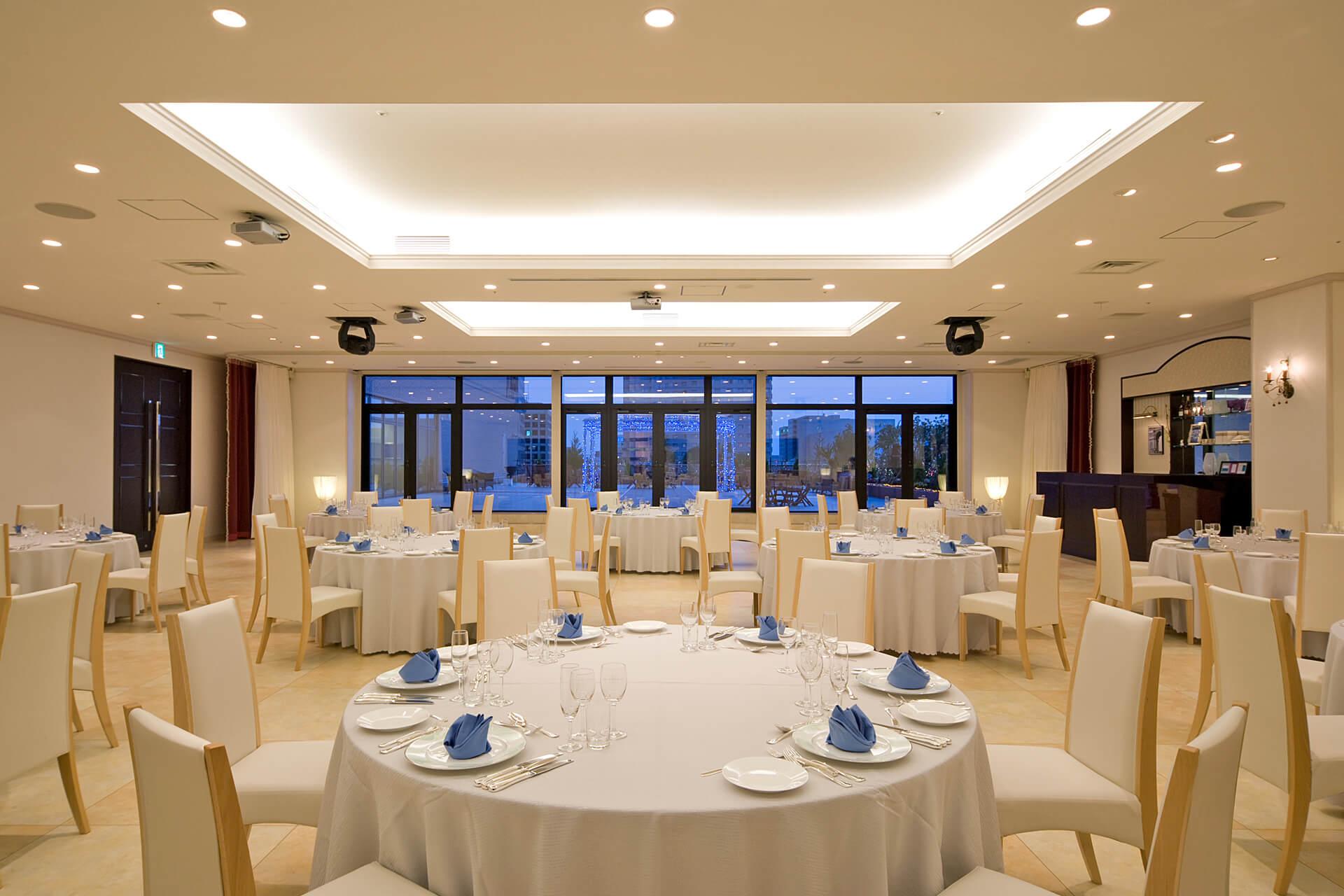 フロア貸切のホテルウェディング【公式】ホテル金沢|金沢のご宿泊ブライダル