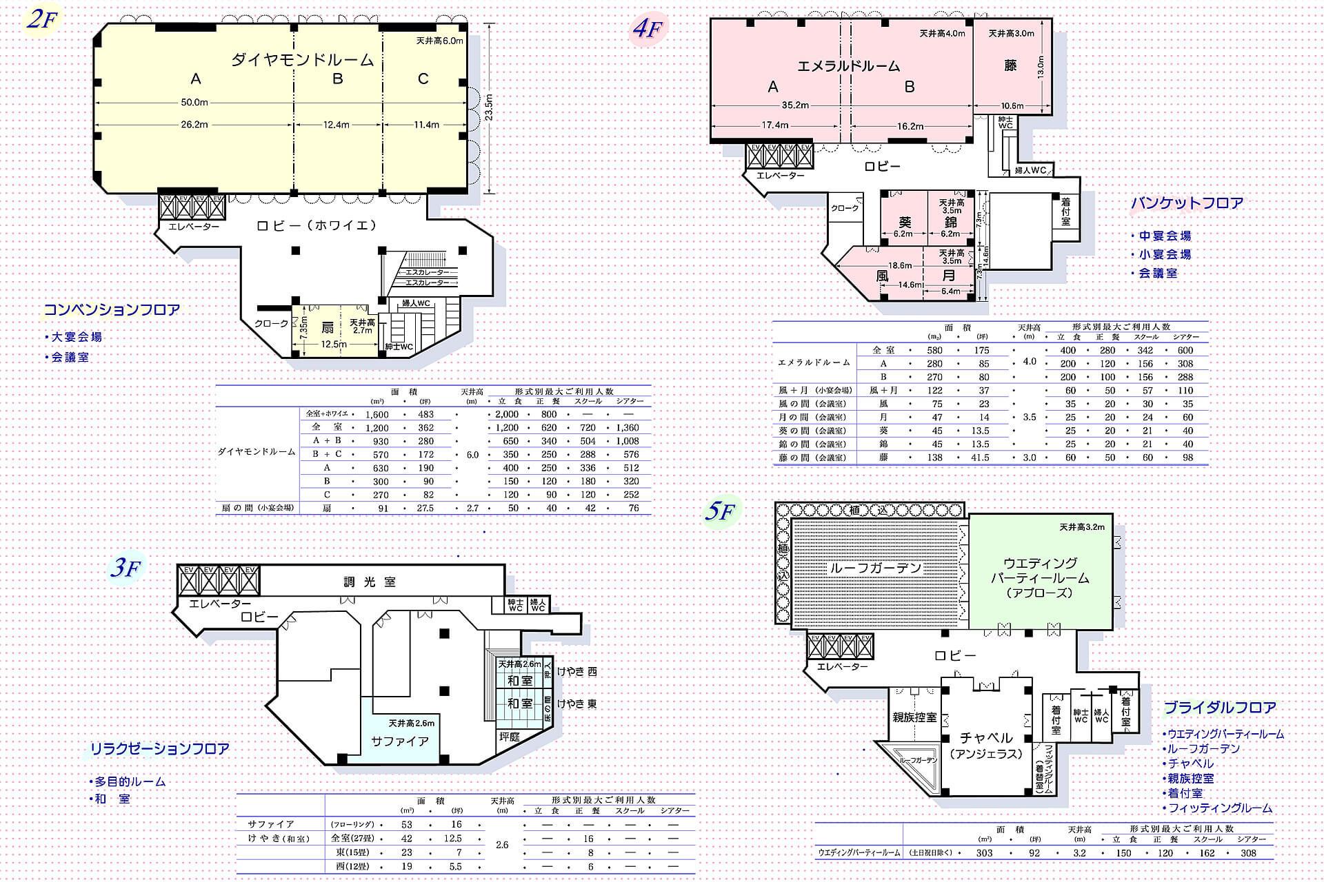HOTEL KANAZAWA|Floor Map