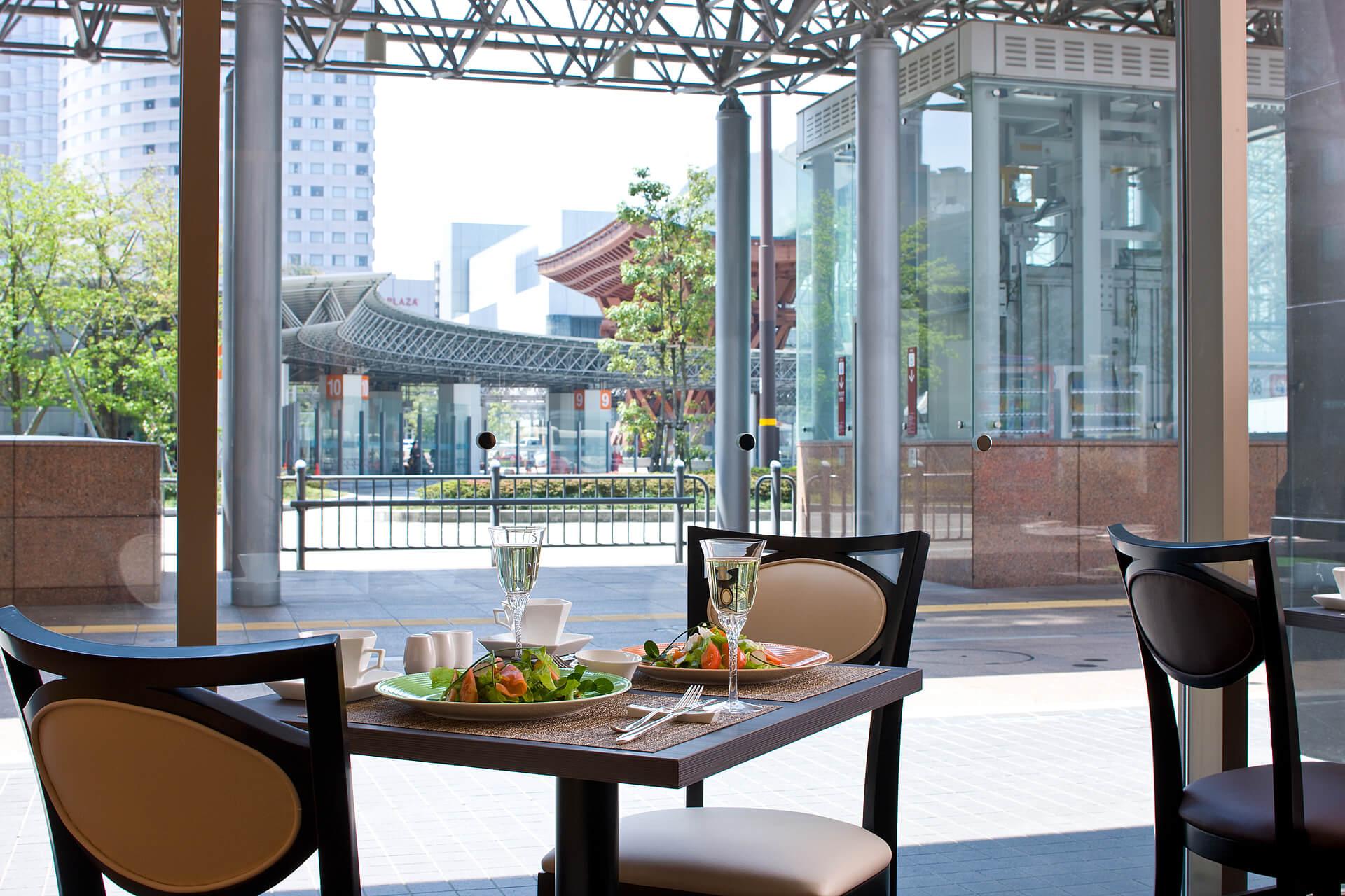 コーヒーショップ&レストラン PICO|ホテル金沢【公式】金沢のご宿泊ブライダル