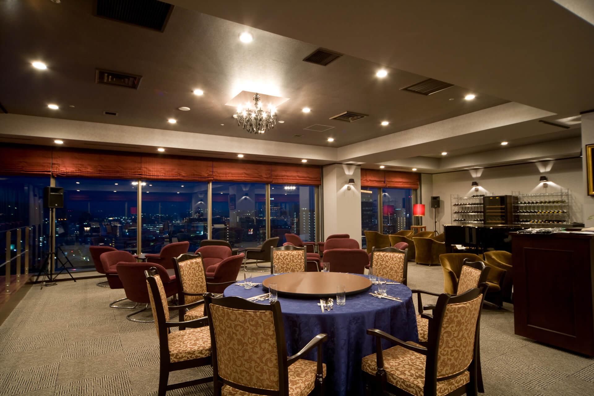 トップラウンジ&レストラン ラズベリー|ホテル金沢【公式】金沢のご宿泊ブライダル