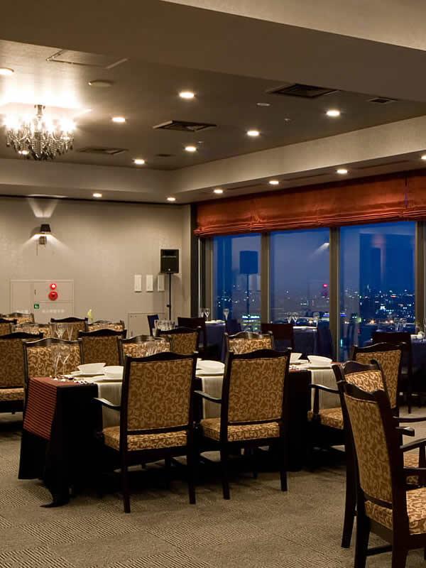レストラン&バー|ホテル金沢【公式】金沢のご宿泊ブライダル