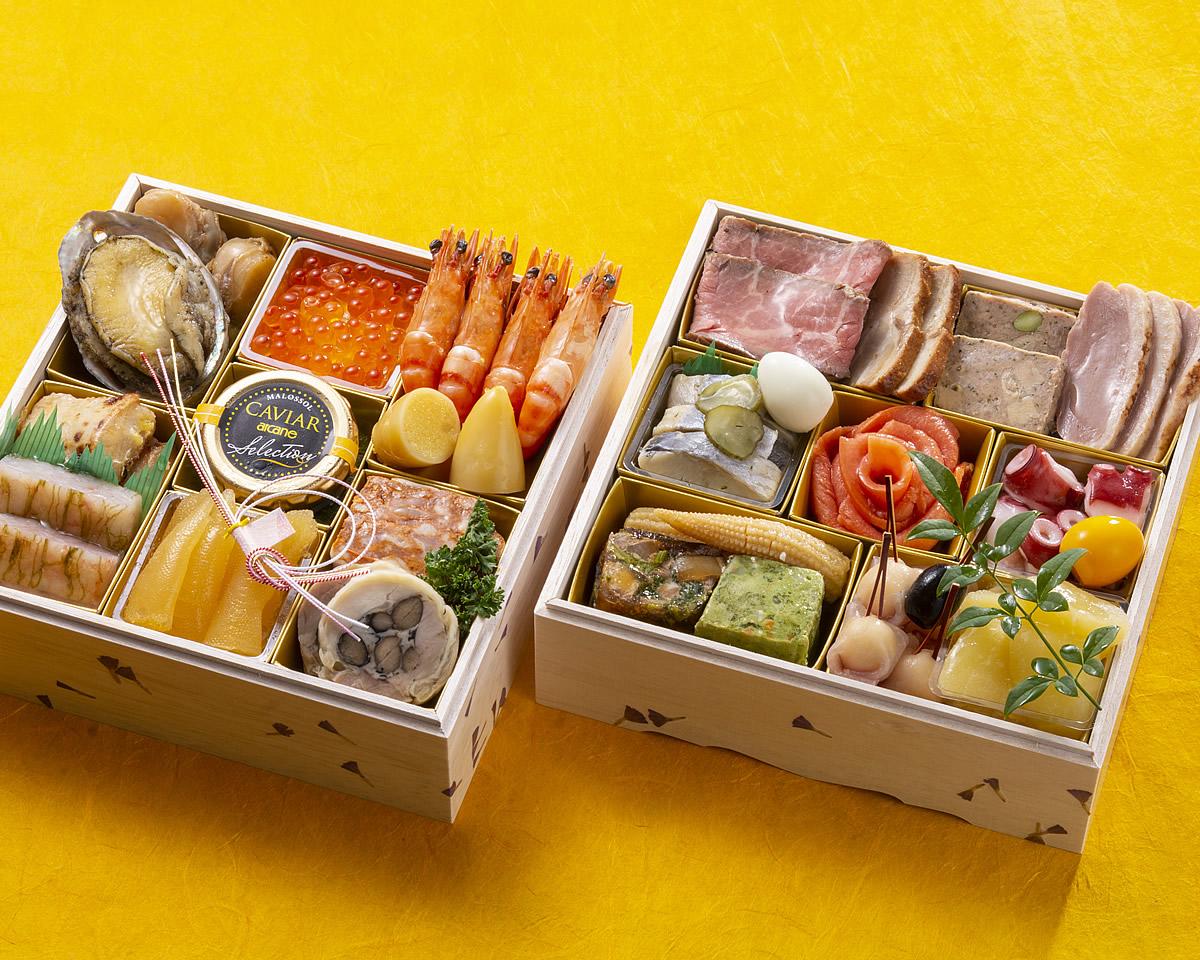 おせち料理のご案内 ホテル金沢【公式】金沢のご宿泊ブライダル